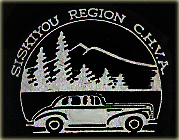 Siskiyou Region Contemporary Historical Vehicle Association