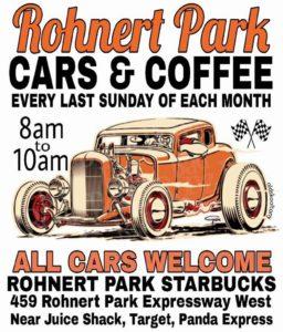 Rohnert Park Cars & Coffee