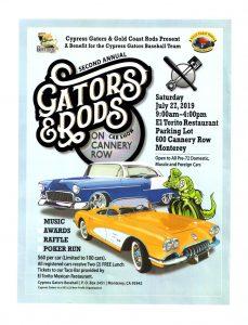 Gators & Rods