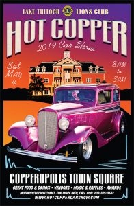 The 2019 Hot Copper Car Show