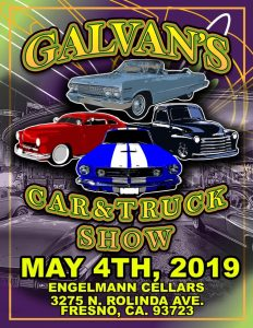 Galvan's Car & Truck Show