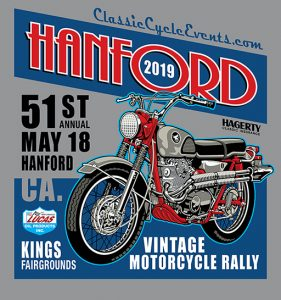 Hanford Vintage Motorcycle Rally