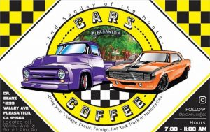 Pleasanton Cars and Coffee
