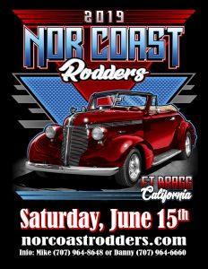 Nor Coast Rodders Car Show 2019