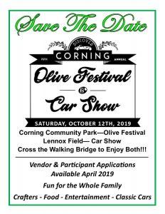 Corning Car Show