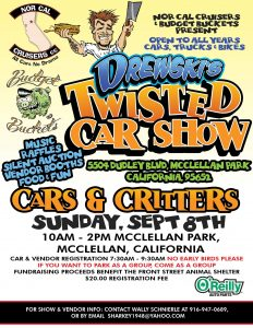 Drewski's Twisted Car Show