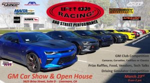 GM Car Show & Open House 2019