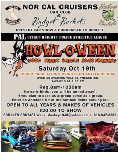 Howl-O-Ween Car Show