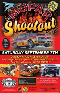 Mopar Shootout