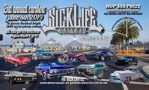 Sick Life Car Club Car Show