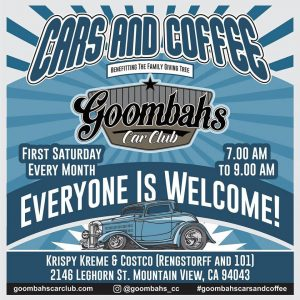 Goombahs Cars and Coffee