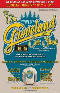 Groveland Car Show