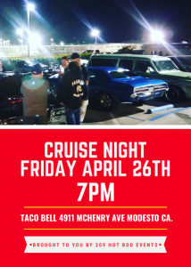 Modesto Cruise Night