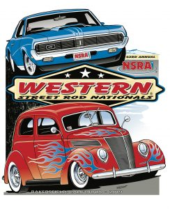 Western Street Rod Nationals 2019