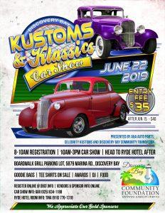 Kustoms & Klassics Car Show