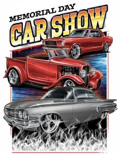 New Song Memorial Day Car Show