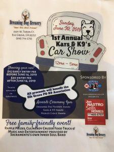 Kars & K9's Car Show