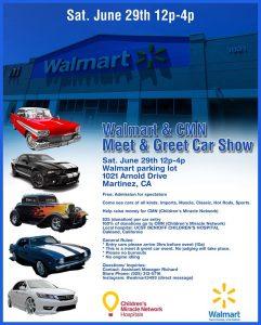 Martinez Car Show