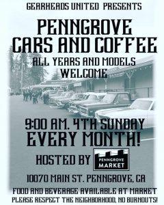 Penngrove Cars and Coffee
