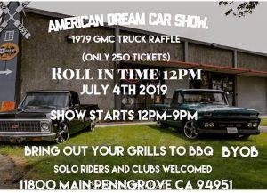 American Dream Car Show