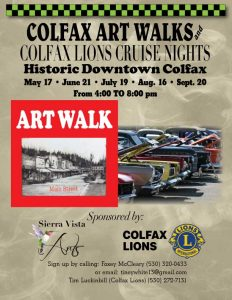 Colfax Lions Cruise Nights