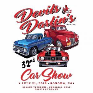 Devils Darlins Car Show