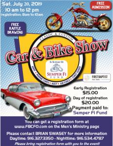 Fair Oaks Car & Bike Show