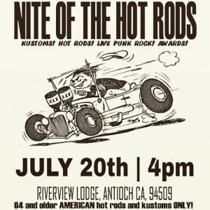 Nite of the Hot Rods
