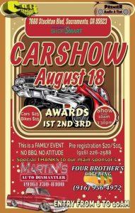 Cali Car Show