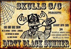 Dirty Black Summer