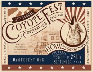 CoyoteFest Car Show