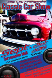 DCFD Car Show 2019