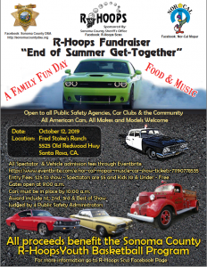 R-Hoops Car Show Fundraiser