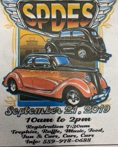 The S.P.D.E.S. Car Show