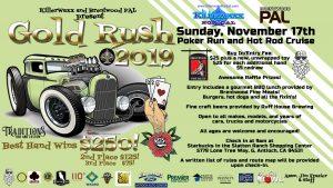 Gold Rush 2019 Hot Rod Cruise