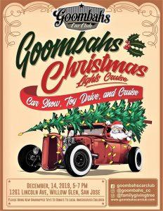Goombah's Christmas Lights Cruise
