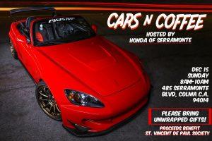 Honda of Serramonte Cars n Coffee