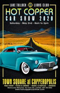 Hot Copper Car Show 2020