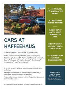 Cars at Kaffeehaus