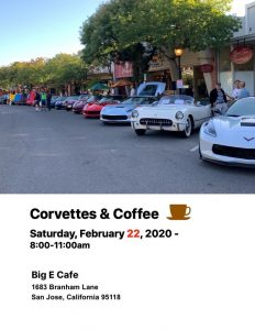 Corvettes & Coffee