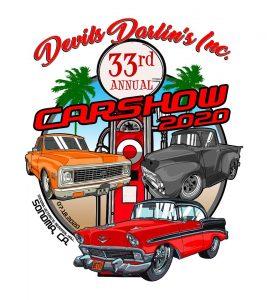 Devils Darlin's 33rd Annual Car Show