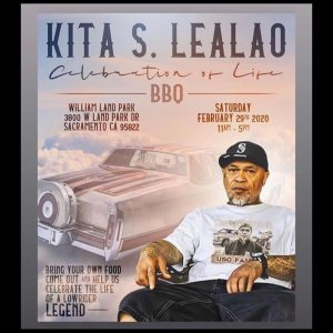 Kita S. Lealao Celebration of Life