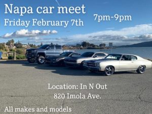 Napa Car Meet