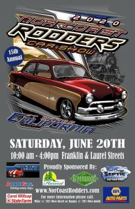 Nor Coast Rodders Car Show