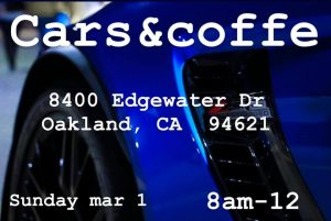 Oakland Cars & Coffee