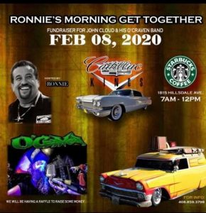 Ronnie's Morning Get-Together