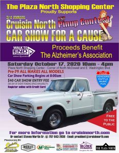 The 3rd Annual Car Show For A Cause