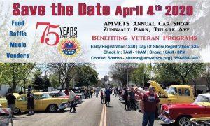 Amvets Annual Car Show