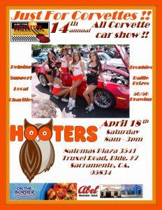 Hooter 14th Annual All Corvette Car Show