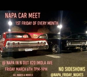 Napa Car Meet
